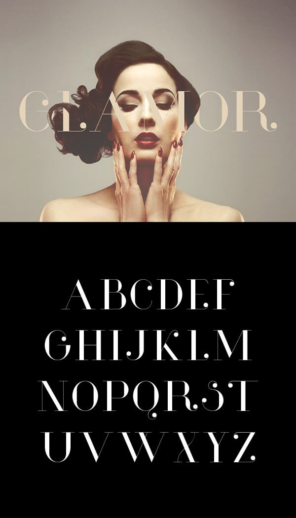 Professional Fonts for Graphic & Web Designers