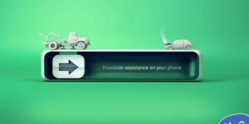 Tigo Roadside assistance on your phone