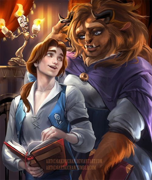5-beauty-and-the-beast-gender-bend