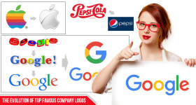 The-Evolution-of-Top-Famous-Company-Logos