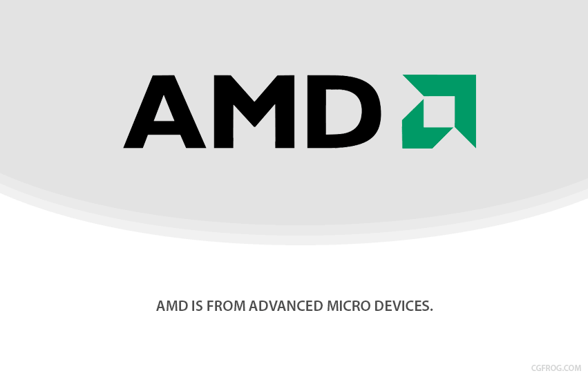 How AMD got their name