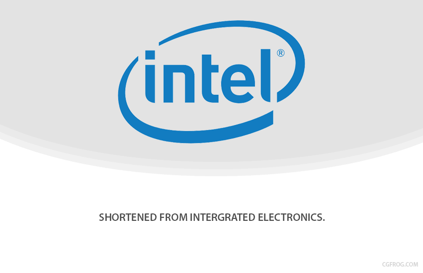 How INTEL got their name