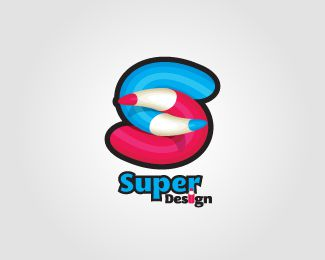 Super Design Logo Design
