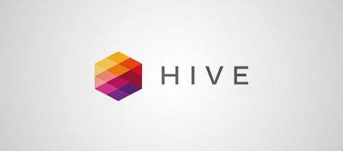 3-hive-logo-design
