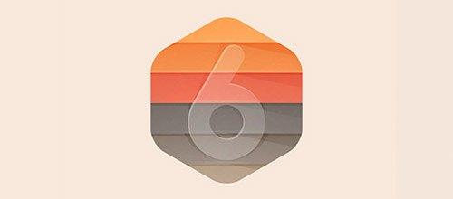 31-layers-hexagon-logo