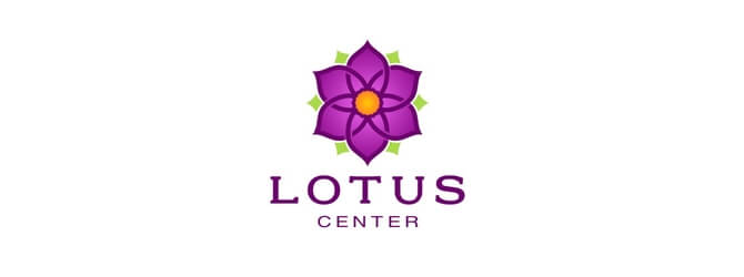 Beautiful examples of creative Lotus Logo Design for your inspiration-cgfrog-18