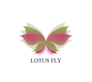 Beautiful examples of creative Lotus Logo Design for your inspiration-cgfrog-50