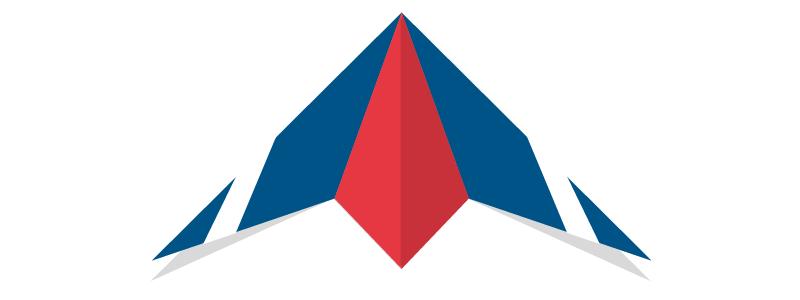 Kite-Metrics-Logo-Design-Inspiration