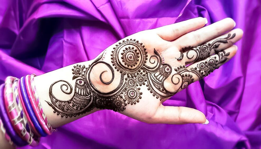80 Beautiful And Simple Mehndi Designs For An Ultimate