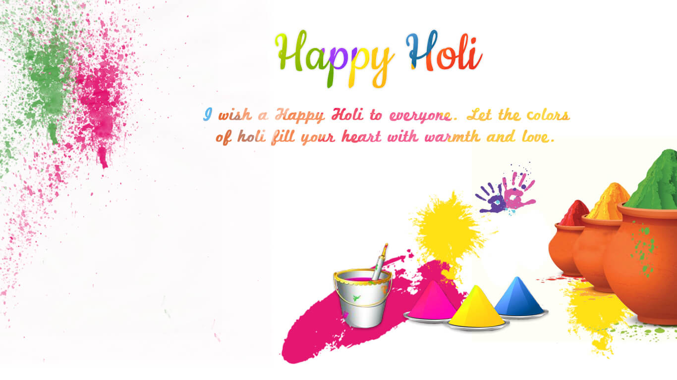 Download Happy Holi Wallpapers And Greetings
