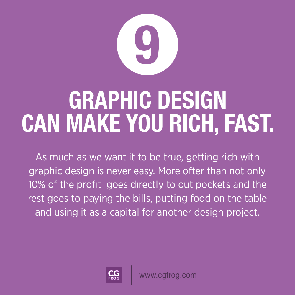 Myths and Facts about Graphic Design