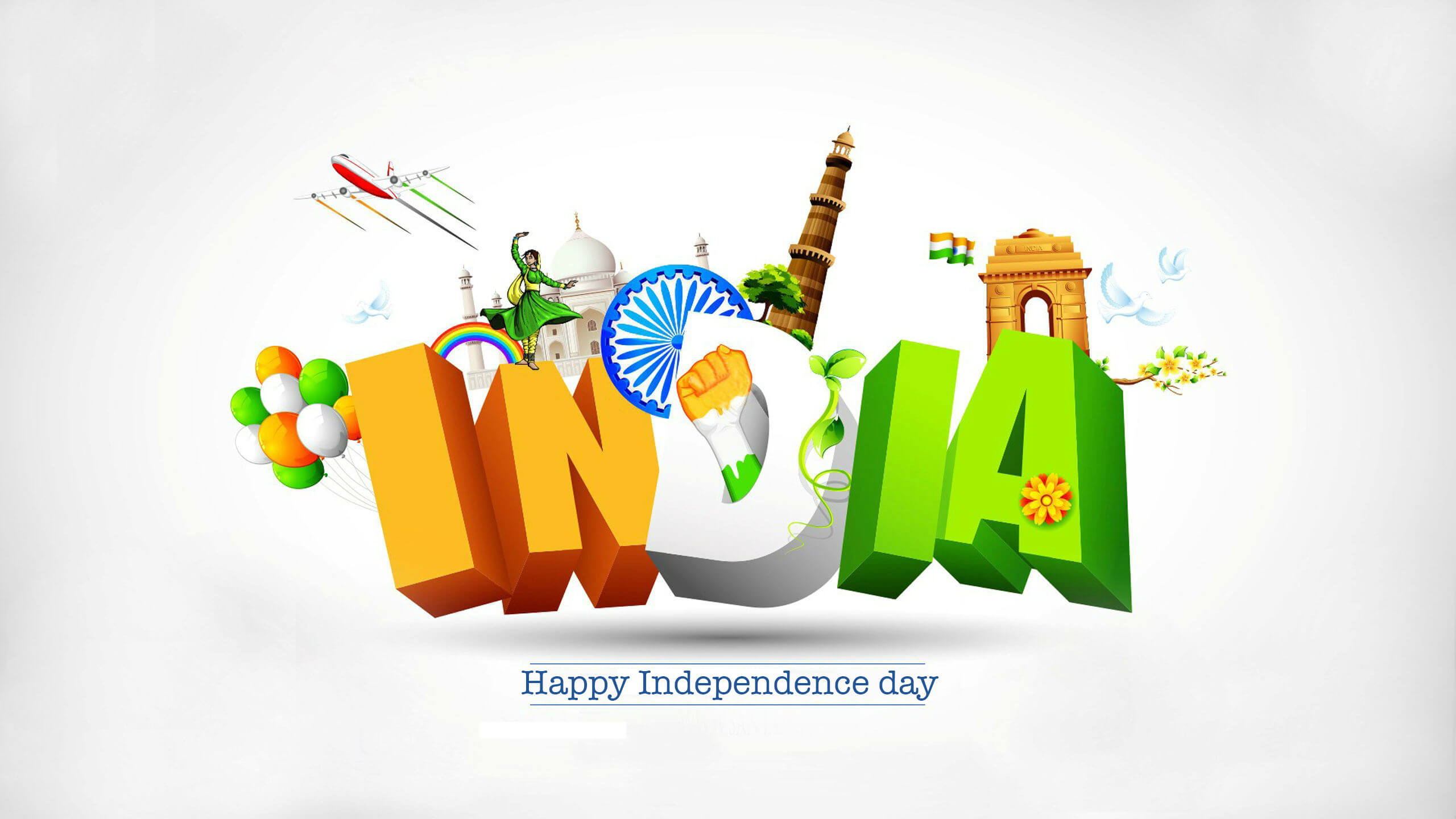 31+ patriotic wallpapers & greetings: independence day 2018 image