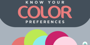 What's Your Favorite Color? Know Your Color Preferences