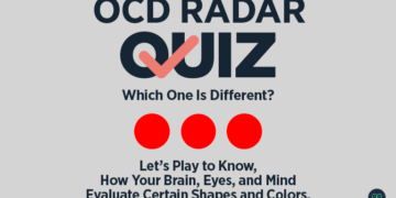 OCD Radar Quiz - Color Shapes