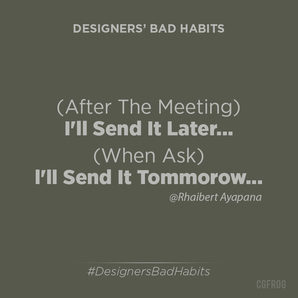 website-designers-bad-habits