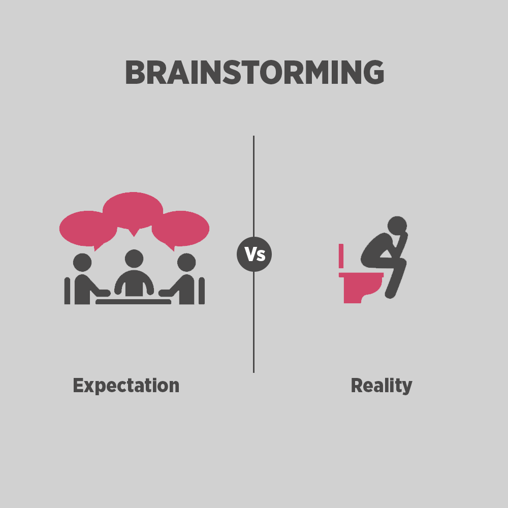 Graphic Designer - Expectation Vs Reality