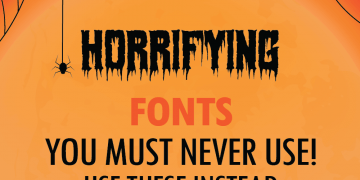 10 Horrifying Fonts