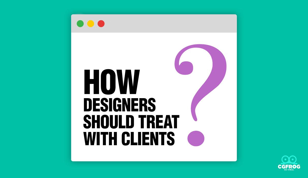 Client designer relationship