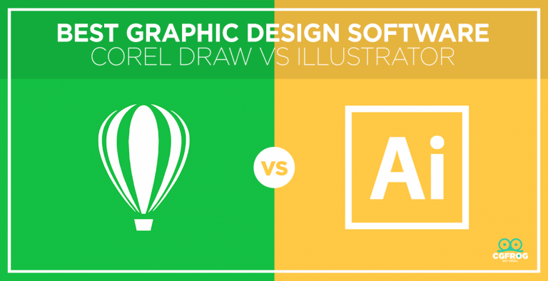 Corel Draw or Adobe Illustrator