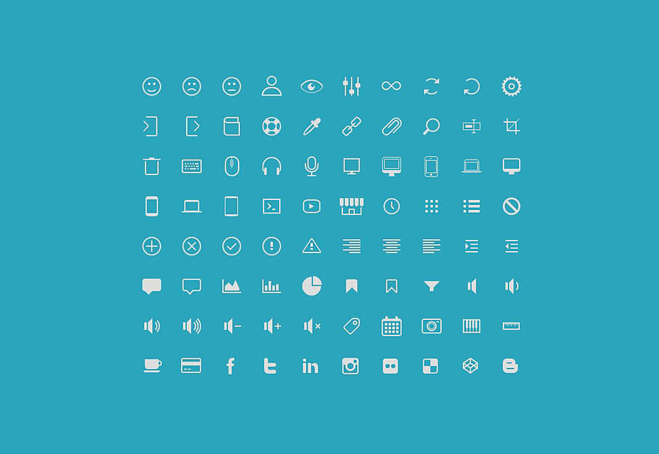 Download Free Pure CSS Icons