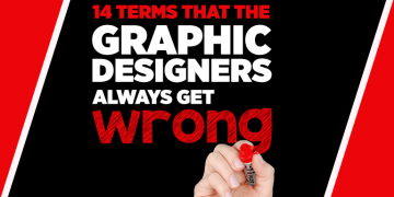 Terms That The Graphic Designers Always Get Wrong Featured
