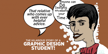 Story of a Graphic Design Student