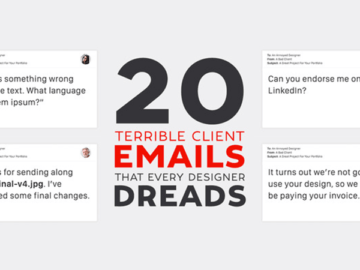 Emails From Horrible Clients-Featured