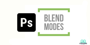 How to blend in photoshop