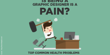 Common Health Problems of Graphic Designers