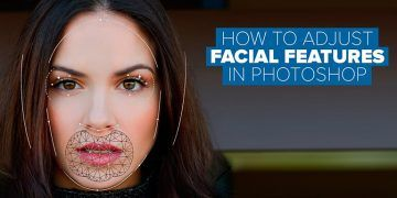 How to Adjust Facial Features in Photoshop