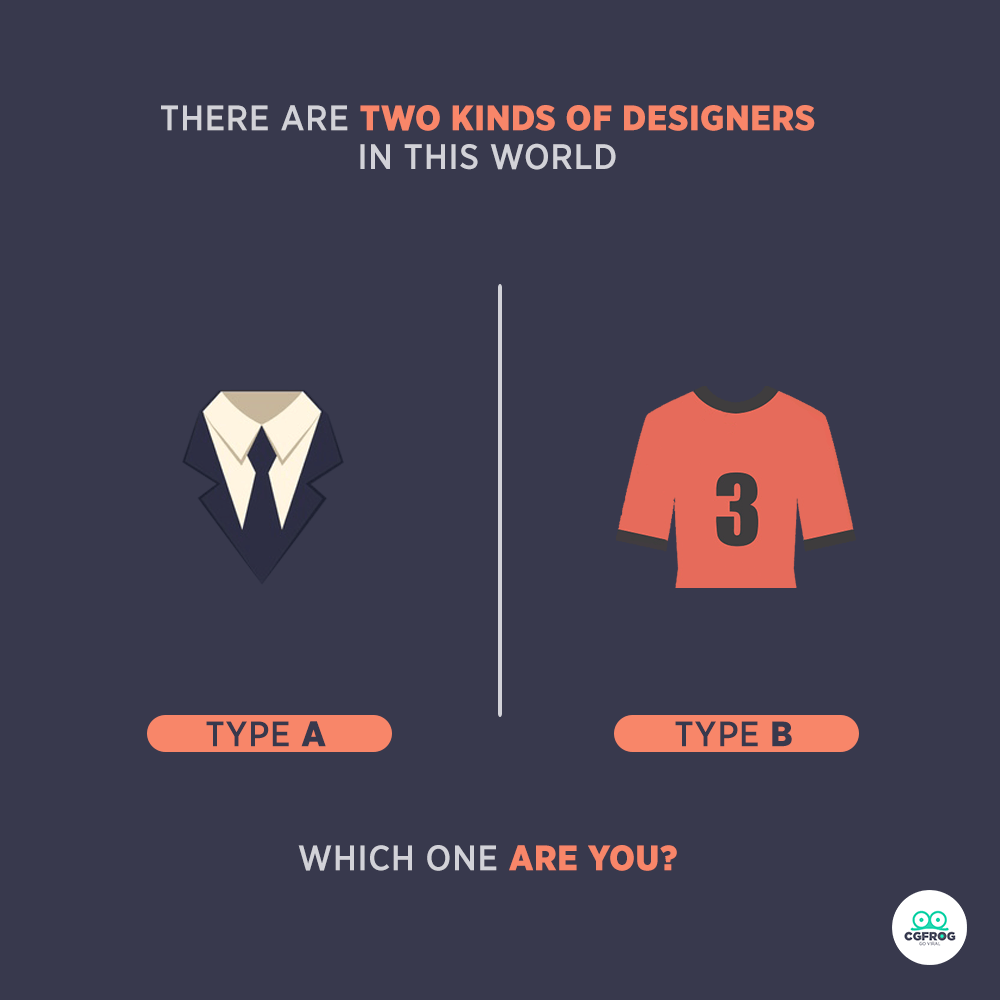 Types of Designer Formal vs Casual