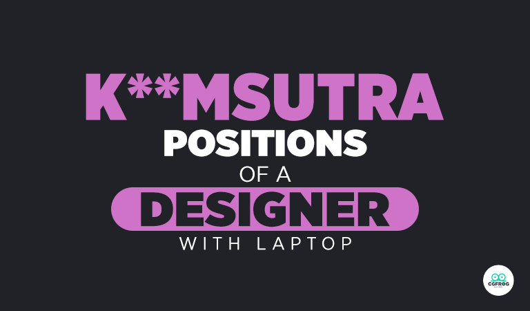 K**msutra positions of a designer