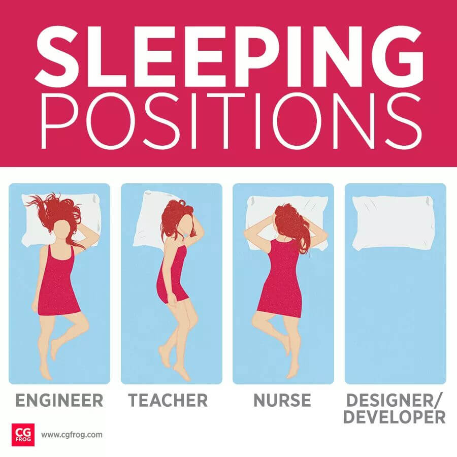 Memes The Sleeping Positions Developer and Designers