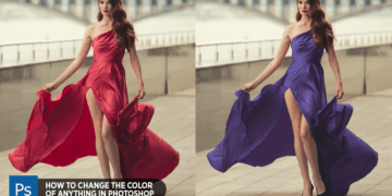 How to Change the Color of Anything in Photoshop