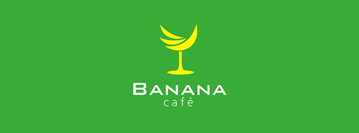 Banana Fruit Logo Design