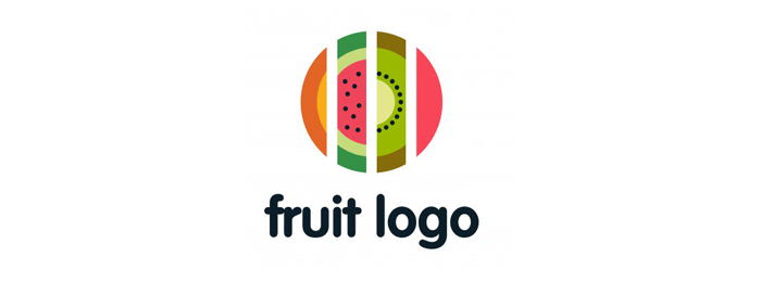 Fruit Logo Sample Logo Design