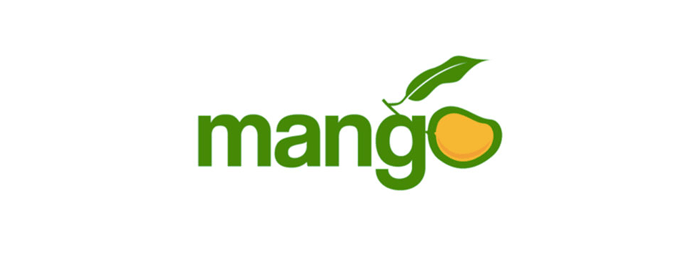 Mango Fruit Logo Design