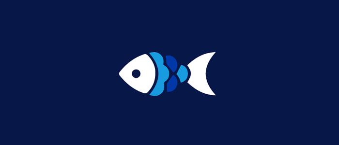Fish Roe Fish Logo Design