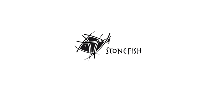 StoneFish Fish Logo Design By Type and Signs