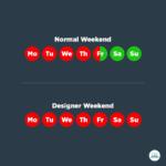 A Designer Weekend